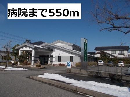 物件番号: 1110309578 ベルフォールⅣ  富山市常盤台 1LDK アパート 画像17