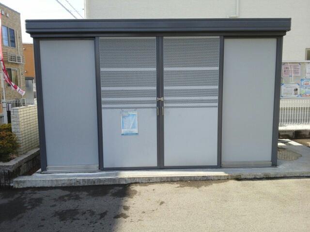 物件番号: 1110310237 サニーⅠ 富山市常盤台 1LDK アパート 写真11