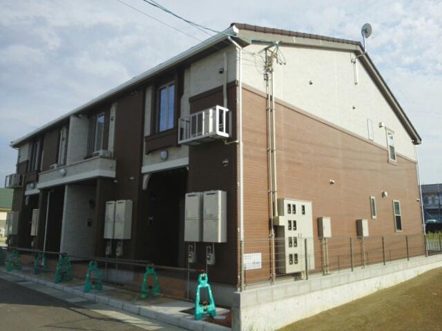 物件番号: 1110309586 フローレン  富山市天正寺 1K アパート 外観画像
