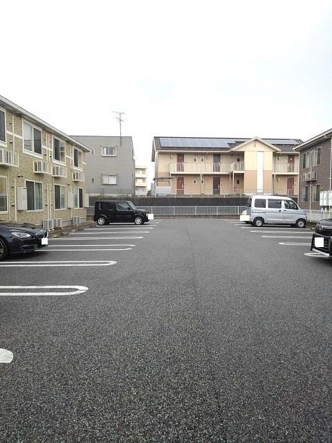 物件番号: 1110309597 アッシュ8 A  富山市常盤台 1K アパート 画像11