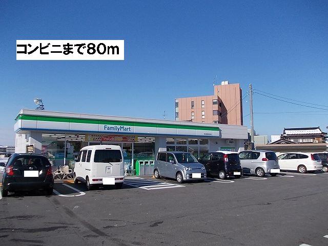 物件番号: 1110310107 タフト 富山市黒瀬 1K アパート 写真3