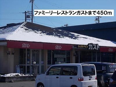 物件番号: 1110310107 タフト 富山市黒瀬 1K アパート 写真7
