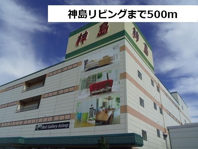 物件番号: 1110310107 タフト 富山市黒瀬 1K アパート 写真10