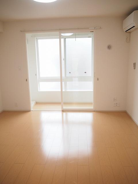 物件番号: 1110310176 パームハイムⅡ 富山市荒川常盤台 1K アパート 写真2