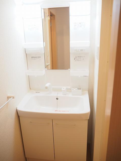 物件番号: 1110310176 パームハイムⅡ 富山市荒川常盤台 1K アパート 写真8