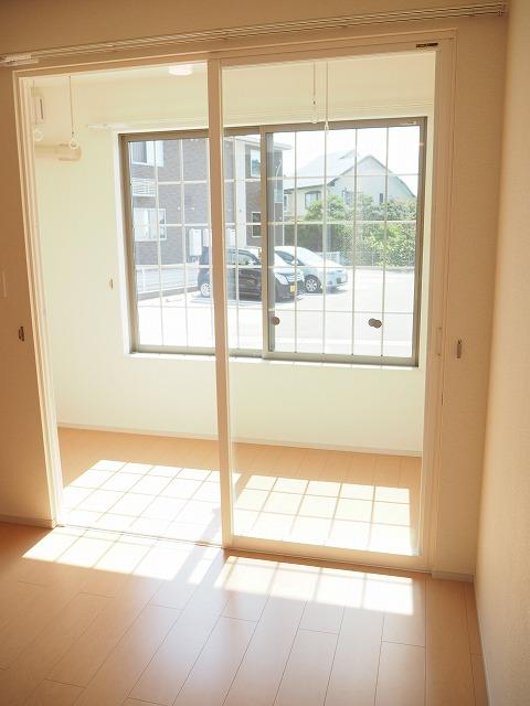 物件番号: 1110310178 グランMIKI常盤台Ⅱ 富山市常盤台 1LDK アパート 写真9