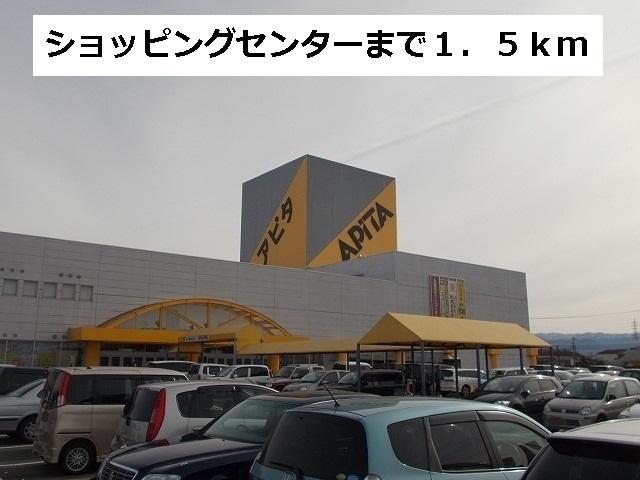 物件番号: 1110310253 YS ソレイユA 富山市赤田 2LDK アパート 写真19