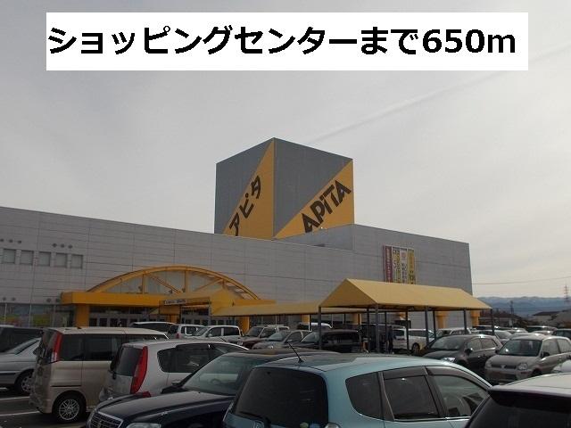 物件番号: 1110309636 YS ソレイユB 富山市赤田 2LDK アパート 写真18