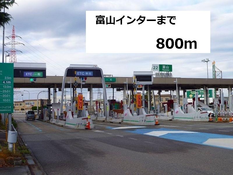 物件番号: 1110309636 YS ソレイユB 富山市赤田 2LDK アパート 写真19