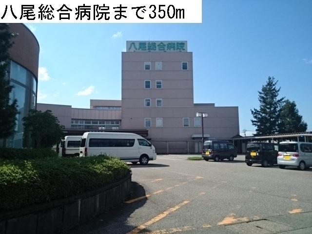 物件番号: 1110310195 カンパーニャⅠ 富山市八尾町福島7丁目 2LDK アパート 写真14