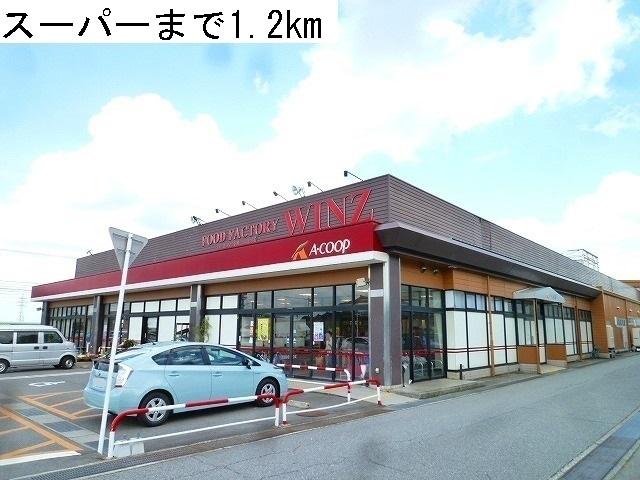 物件番号: 1110310195 カンパーニャⅠ 富山市八尾町福島7丁目 2LDK アパート 写真18