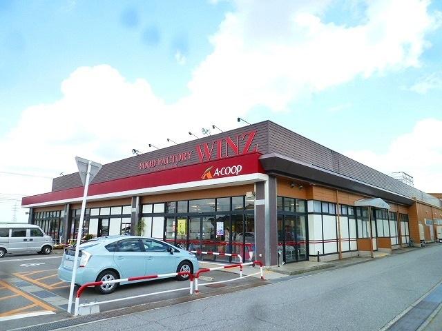物件番号: 1110309657 カンパーニャⅡ  富山市八尾町福島7丁目 1LDK アパート 画像17