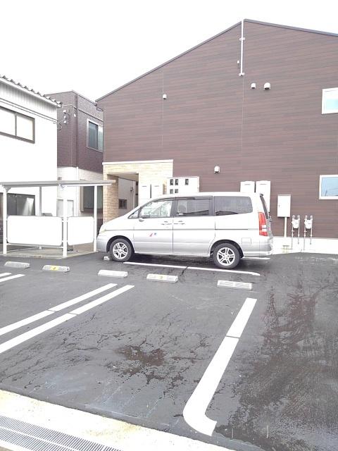 物件番号: 1110310053 コンフォーティア 富山市常盤台 1K アパート 写真11