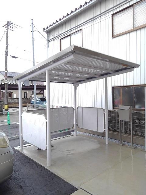 物件番号: 1110309699 コンフォーティア  富山市常盤台 1DK アパート 画像11