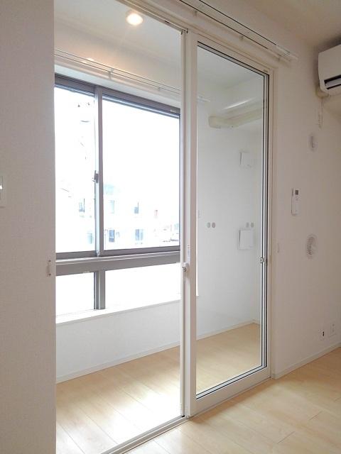 物件番号: 1110309699 コンフォーティア  富山市常盤台 1DK アパート 画像5
