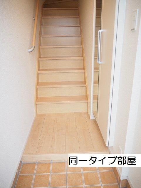 物件番号: 1110309715 ケルンⅥ  富山市新庄町4丁目 2LDK アパート 画像9