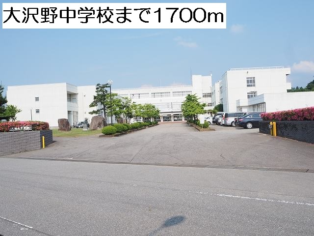 物件番号: 1110309729 グランリーオ・R Ⅱ  富山市上二杉 1LDK アパート 画像18