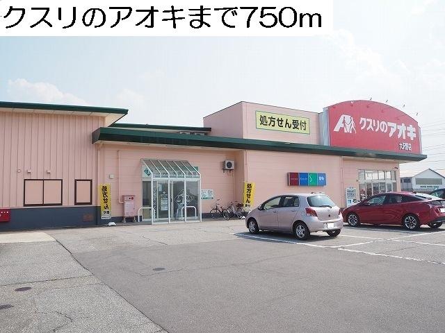 物件番号: 1110309737 グランリーオ・R Ⅲ  富山市上二杉 2LDK アパート 画像14