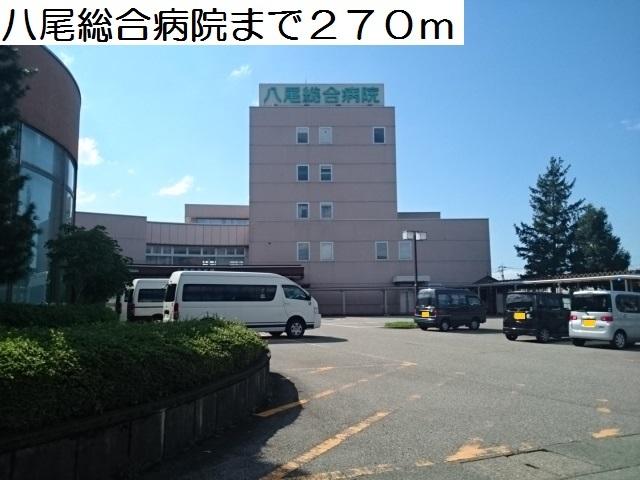 物件番号: 1110309738 ル・ソレイユ  富山市八尾町福島6丁目 1LDK アパート 画像13