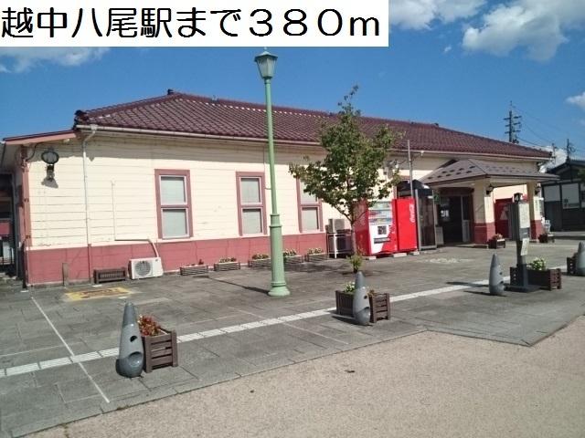 物件番号: 1110309738 ル・ソレイユ  富山市八尾町福島6丁目 1LDK アパート 画像14