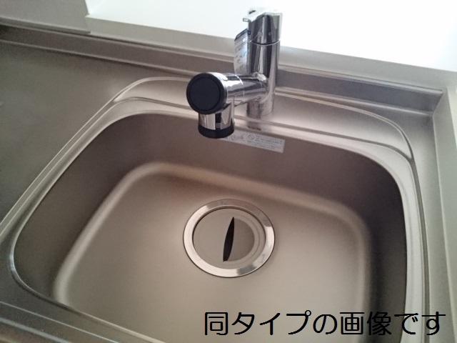 物件番号: 1110309775 ドゥ・ステージアⅦ  富山市小杉 1LDK アパート 画像2