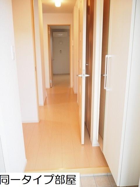 物件番号: 1110309780 ドゥ・ステージアⅧ  富山市小杉 1LDK アパート 画像9