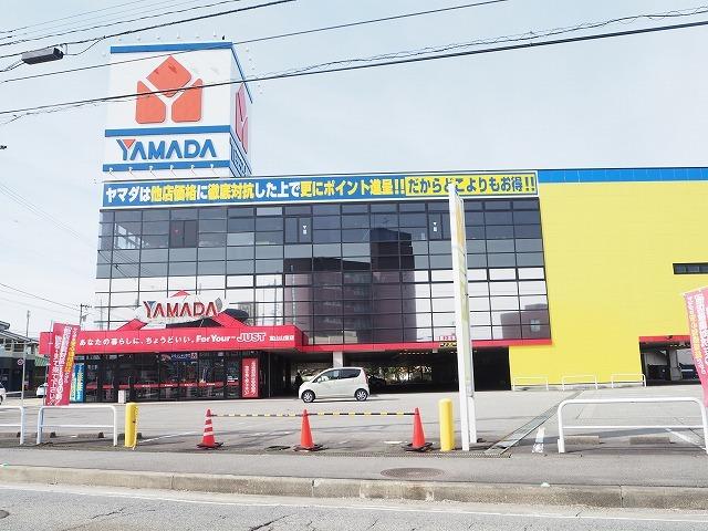 物件番号: 1110309788 グラン  富山市太田 1LDK アパート 画像15