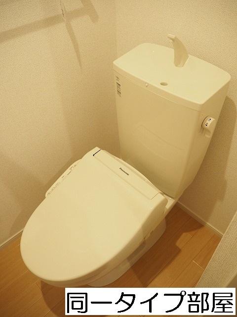 物件番号: 1110309929 茜タニエールA  富山市赤田 1LDK アパート 画像5