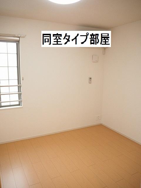 物件番号: 1110309852 ラ・セーヌ ミヨイ Ⅱ  富山市山室 1LDK アパート 画像4