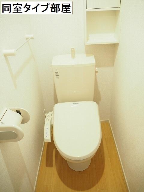 物件番号: 1110309852 ラ・セーヌ ミヨイ Ⅱ  富山市山室 1LDK アパート 画像5