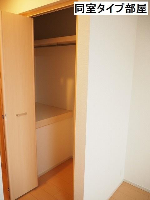 物件番号: 1110309853 ラ・セーヌ ミヨイ Ⅱ  富山市山室 1LDK アパート 画像6