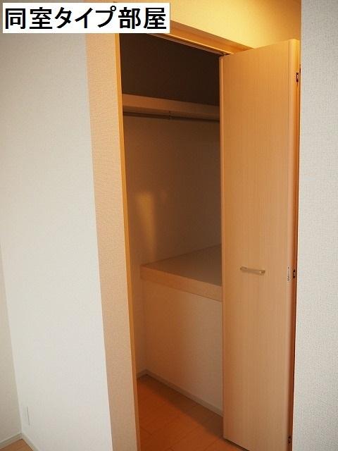物件番号: 1110309855 ラ・セーヌ ミヨイ Ⅱ  富山市山室 1LDK アパート 画像6