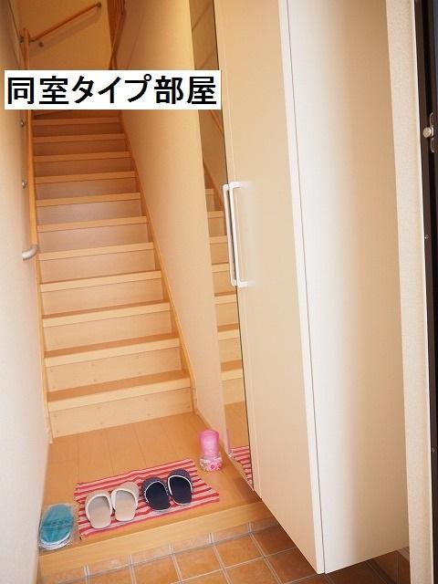 物件番号: 1110309855 ラ・セーヌ ミヨイ Ⅱ  富山市山室 1LDK アパート 画像9