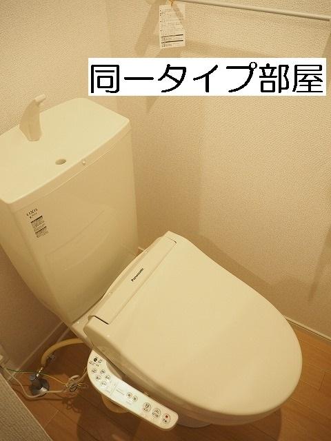物件番号: 1110309865 エスペランス・KⅡ  富山市萩原 1LDK アパート 画像5