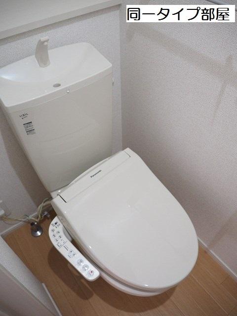 物件番号: 1110309876 シャルマンⅣ  富山市山室荒屋 1LDK アパート 画像5
