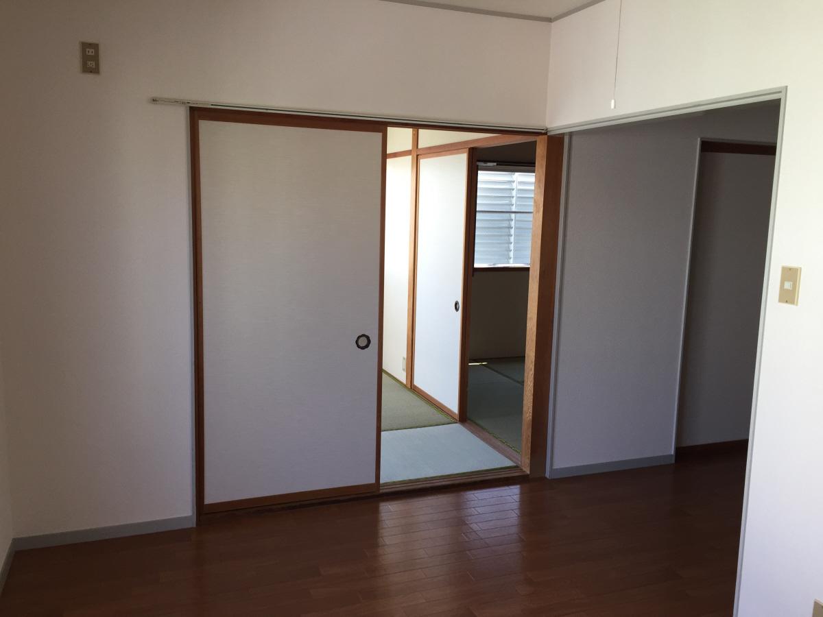 物件番号: 1110300388 リトルK  富山市高屋敷 2LDK アパート 画像6