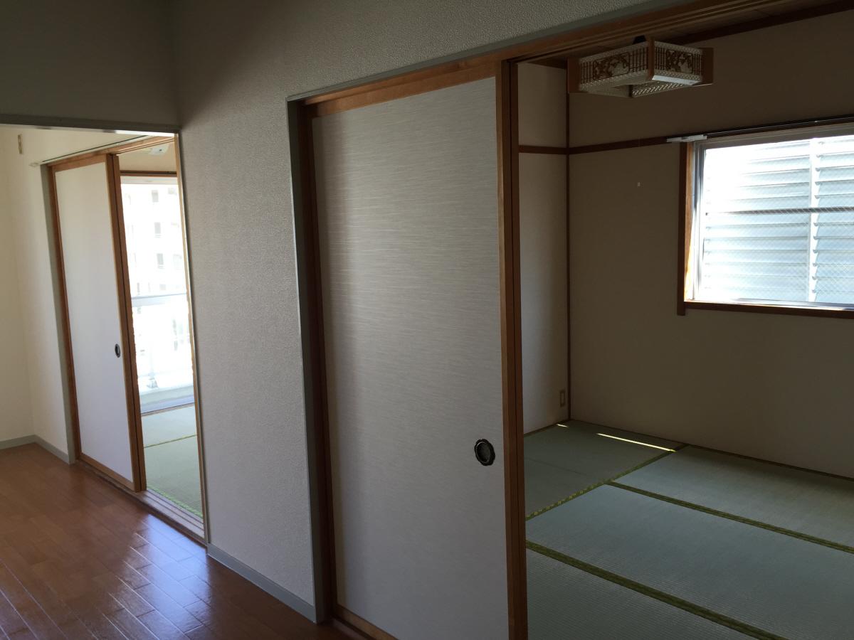 物件番号: 1110300388 リトルK  富山市高屋敷 2LDK アパート 画像7