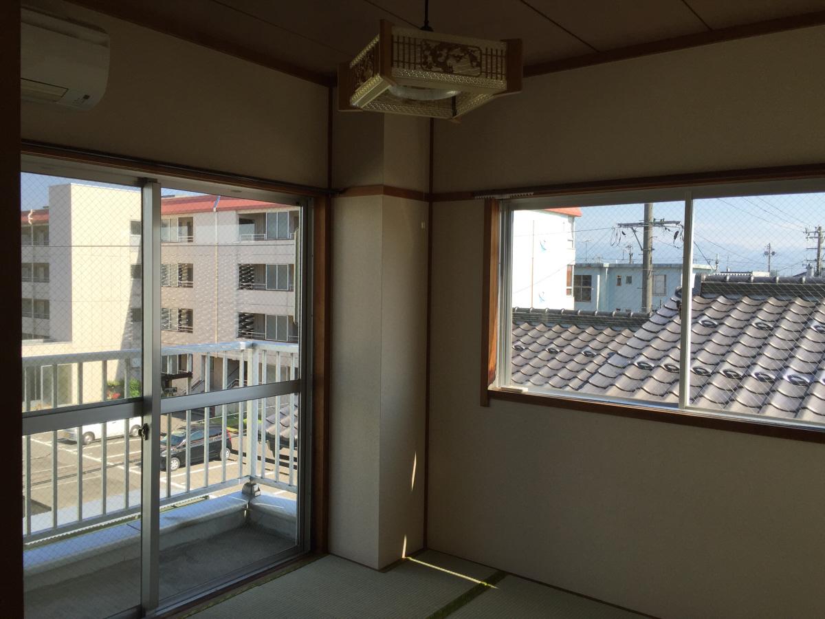 物件番号: 1110300388 リトルK  富山市高屋敷 2LDK アパート 画像8