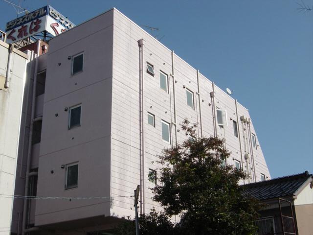 物件番号: 1110307966 アルプスビル  富山市一番町 1R マンション 外観画像