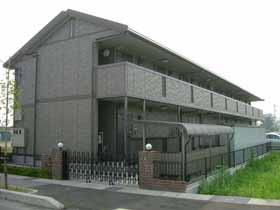物件番号: 1110307829 セジュール環水 富山市下新町 1K アパート 外観写真