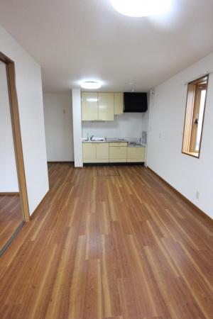 物件番号: 1110305442 アザレアパークA 富山市山室 2LDK アパート 写真2