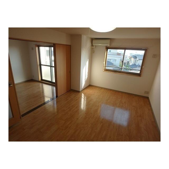 物件番号: 1110308971 ハートフルタウンAi 富山市太田 1LDK マンション 写真2