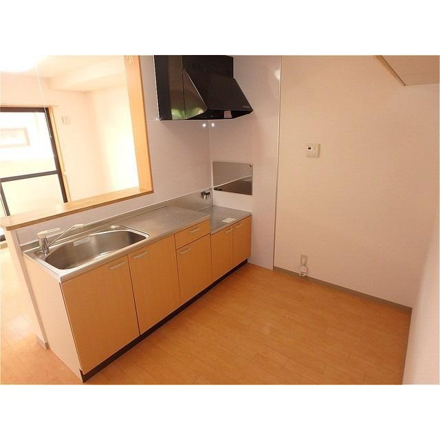 物件番号: 1110309127 ハートフルタウン桜  富山市山室 2LDK マンション 画像3